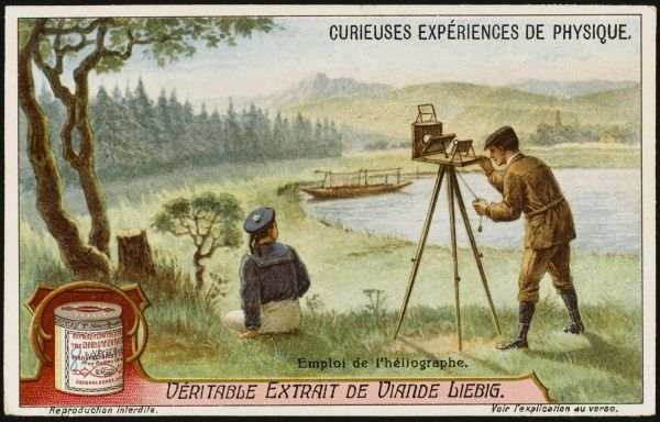 A simple heliograph is easily constructed, and uses the sun's rays to transmit messages, in morse code, over distances up to 100 kilometres