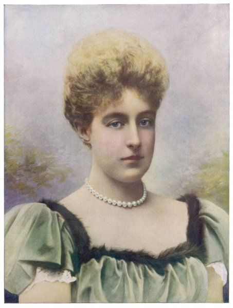 ELENA LUISA HENRIETTA, DUCHESS OF AOSTA Wife of the Duke of Aosta