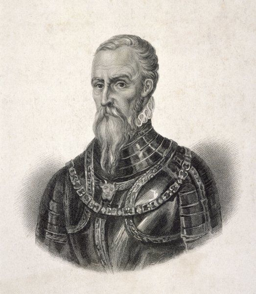 FERNANDO ALVEREZ DE TOLEDO 3rd duke of ALBA Spanish soldier and governor in the Netherlands