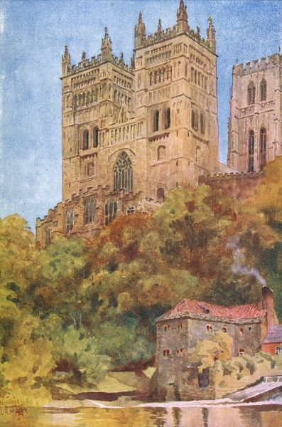 Durham: the Cathedral Date: 1909