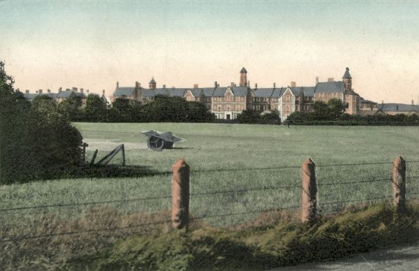 The Durham County Asylum was opened in 1859 at Salters Lane, Sedgefield, County Durham. The Sedgefield Asylum later became Durham County Mental Hospital and then Winterton Hospital