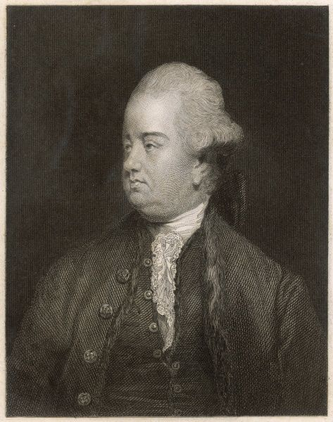 EDWARD GIBBON English historian and MP