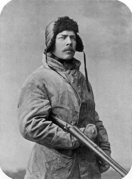 CARLSON EGBERG BORCHGREVINK Norwegian explorer, one of first to land on the Antarctic continent and the first to winter there. Date: 1864 - 1934