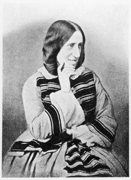 George Eliot. Author