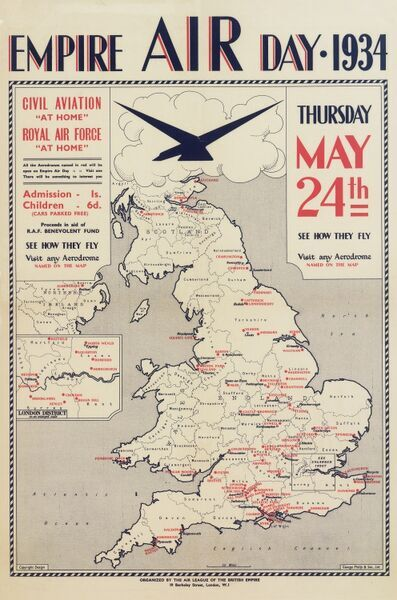 Empire Air Day Poster