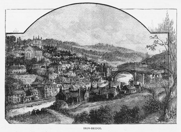 View of Ironbridge