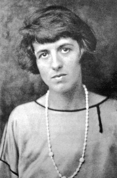 Children's author, Enid Blyton (1897-1968)