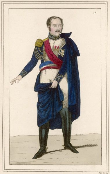 EUGENE BEAUHARNAIS - French soldier throughout the Napoleonic Wars and favourite of Napoleon I
