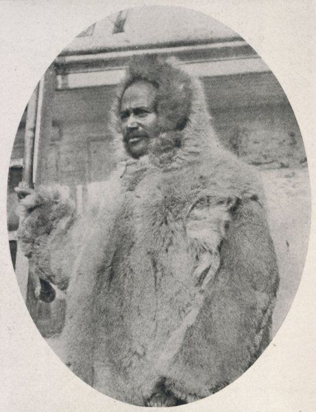 Matthew Henson, Peary's companion on his attempt on the North Pole