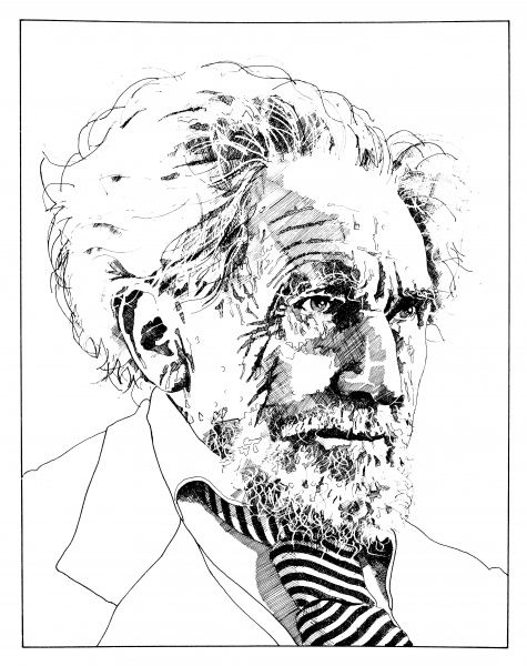 EZRA LOOMIS POUND American poet, critic and editor