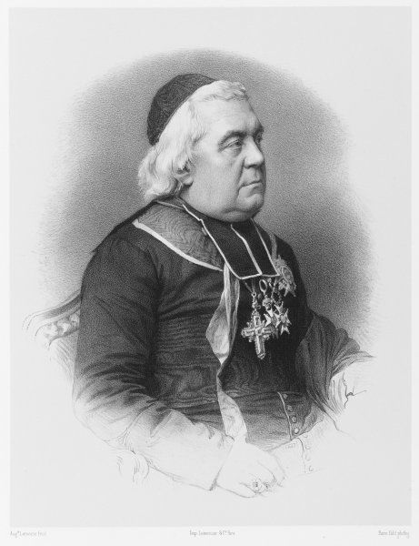Ferdinand Francois Auguste, Cardinal DONNET French prelate