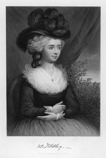 FANNY (FRANCES) BURNEY Known also as Mme d'Arblay English novelist