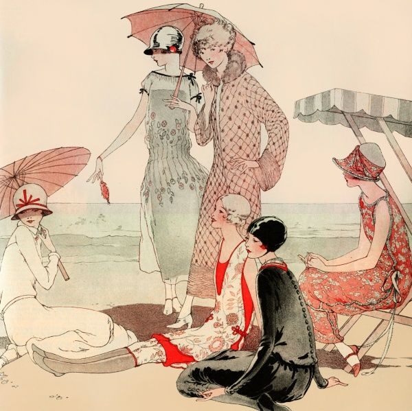 Fashion plate Date: 1923