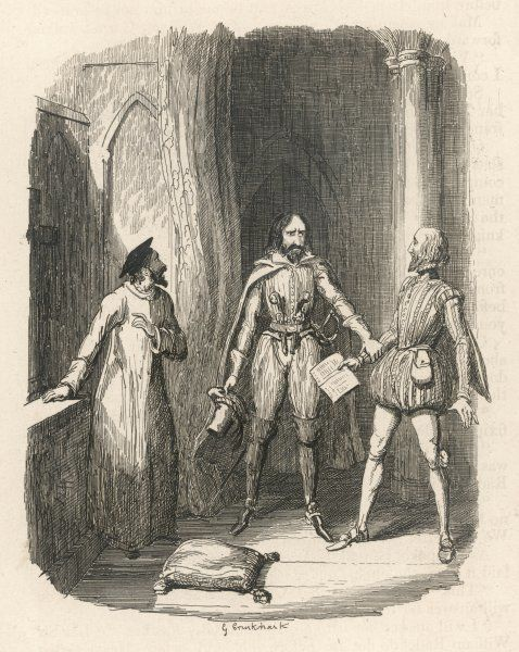 GUY FAWKES Fawkes prevents Sir William Radcliff from joining the conspiracy