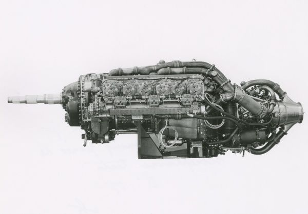 First compound Nomad engine presented for preliminary running prior to acceptance tests, 3000hp Date: 1949