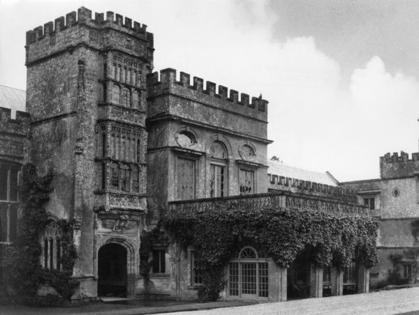 Originally a Cistercian abbey founded in 1136 by Richard Fitzbaldwin, Forde Abbey, Dorset, England, was extensively remodelled by Edmund Prideaux in the 1600s Date: 12th to 17th century