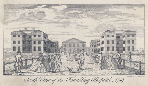 The Foundling Hospital, London
