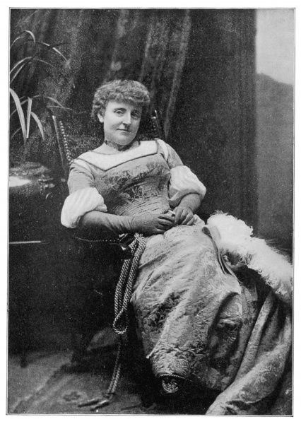 "FRANCES HODGSON BURNETT American writer, b. Manchester, England; works include ""Little Lord Fauntleroy"" (1886)"