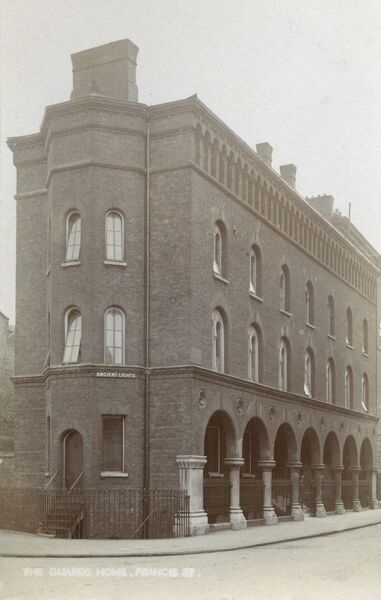 Francis Street - The Guard's Home - Westminster, London