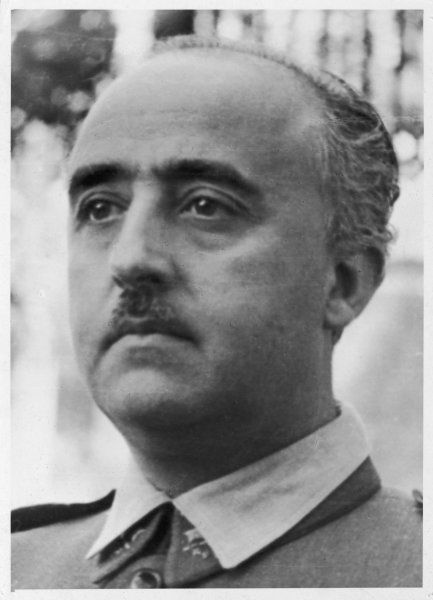 FRANCISCO FRANCO Spanish dictator and soldier
