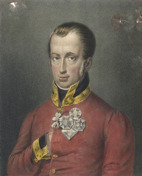 FRANZ II Last Holy Roman Emperor; also Emperor of Austria as Franz I