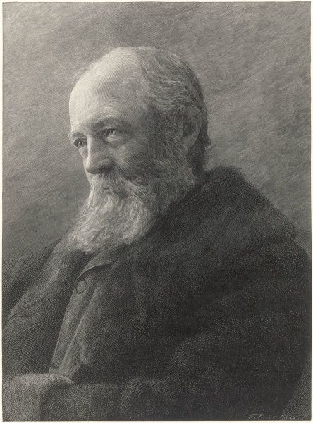 FREDERICK LAW OLMSTED American landscape architect