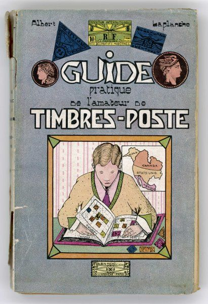 Albert Laplanche's popular guide to stamp collecting