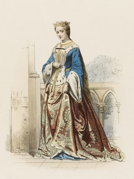 A French princess of the 15th century