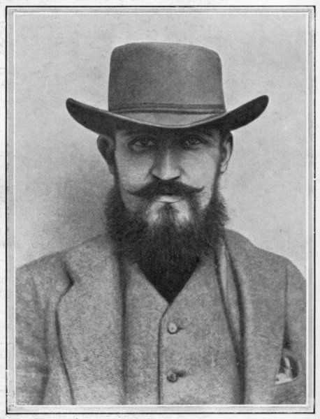GEORGE BERNARD SHAW Irish playwright and critic in July 1891, wearing a distinctive hat