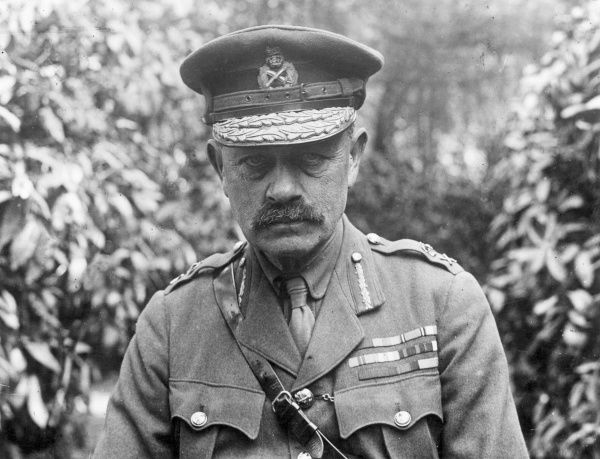 Field Marshal Julian Hedworth George Byng, 1st Viscount Byng of Vimy (1862 1935); here during World War One in 1917