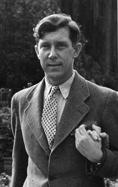 Geoffrey Dyson OBE, chief national coach for Britain in track and field from 1947-1961