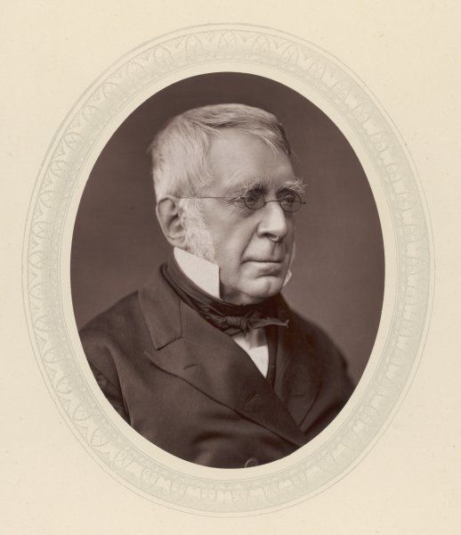 SIR GEORGE BIDDELL AIRY Astronomer