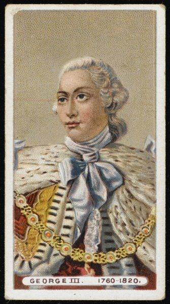 GEORGE III OF ENGLAND