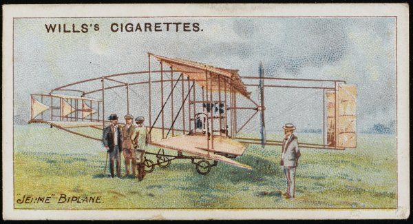 'Germe', French biplane
