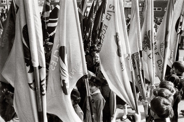 Dating parade flags