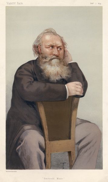 CHARLES GOUNOD French musician and composer listening to 'Emotional Music&#39