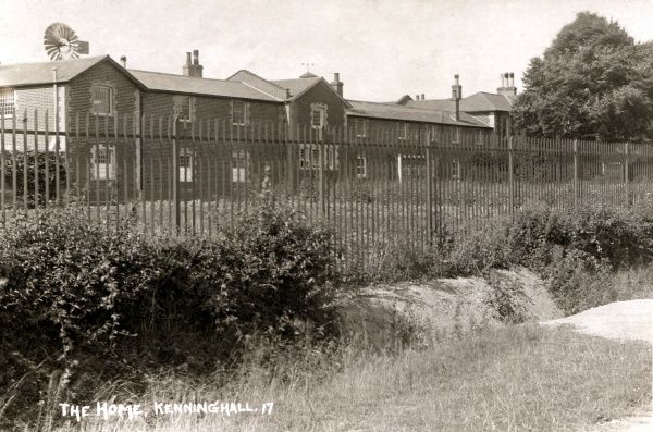 The Guiltcross Union Workhouse, designed by William Thorold, was erected in 1836-7 at Kenninghall, Norfolk