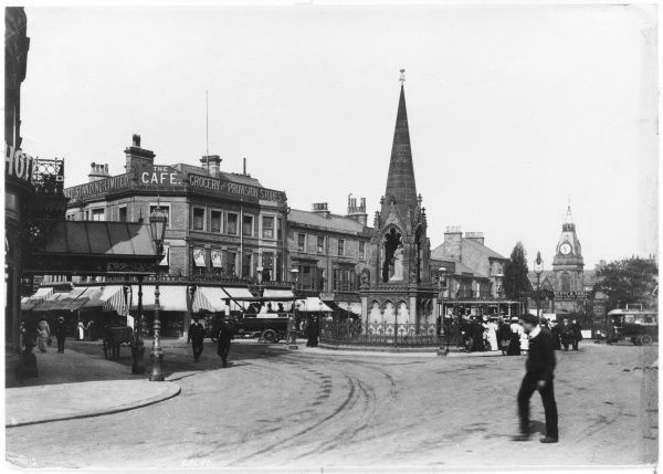 Station Square Harrogate North Yorkshire