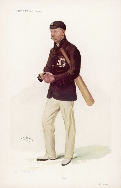 Thomas Hayward, English cricketer