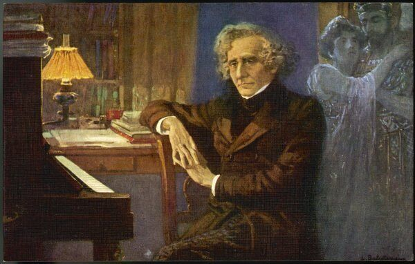HECTOR BERLIOZ - composing 'Les Troyens&#39