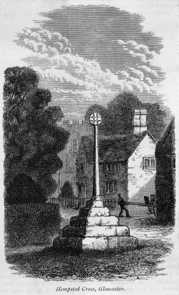 Hempsted Cross, Gloucestershire
