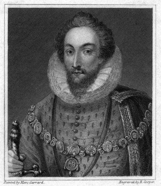 HENRY CAREY first baron HUNSDON soldier and diplomat Date: 1524 - 1596