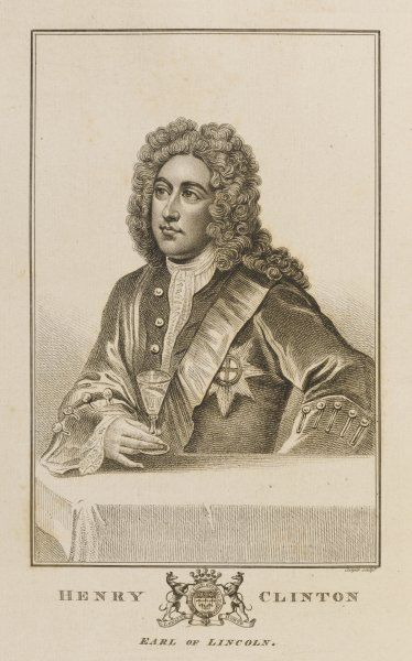 HENRY CLINTON, seventh earl of LINCOLN statesman