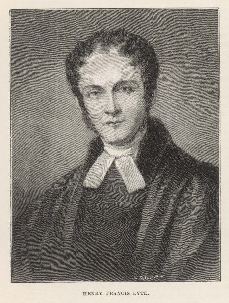 HENRY FRANCIS LYTE Irish divine, author of the hymn 'Abide with me&#39