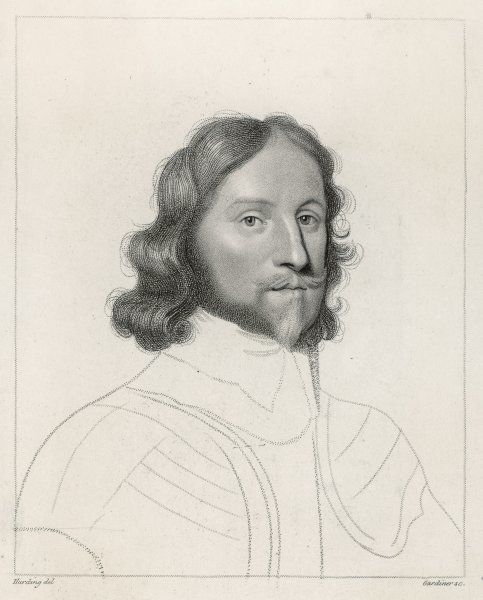 HENRY IRETON English soldier and politician; took part in many Civil War battles. Married Oliver Cromwell's daughter Bridget in 1646