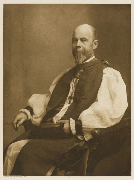 HERBERT EDWARD RYLE English churchman, bishop of Exeter and Winchester