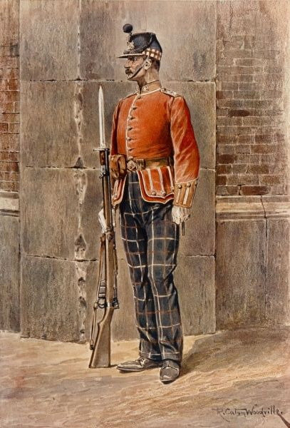 HIGHLAND LIGHT INFANTRY