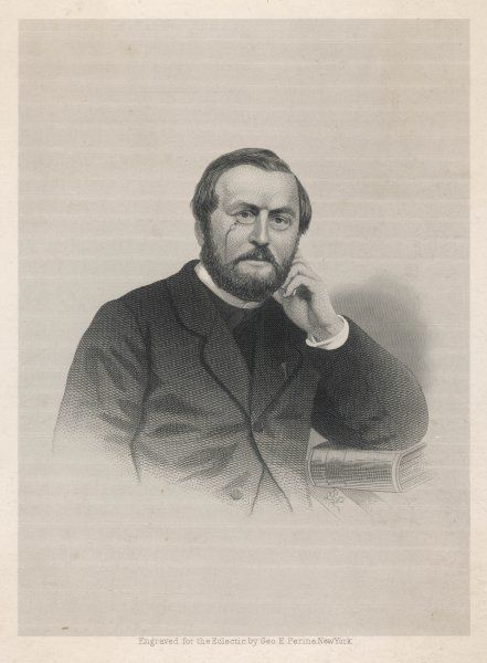 Hippolyte Adolphe Taine (1828-1893), French critic and historian