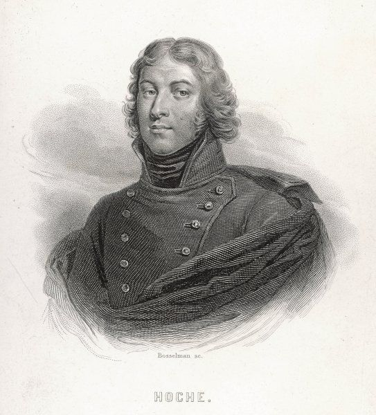 Lazare HOCHE French military