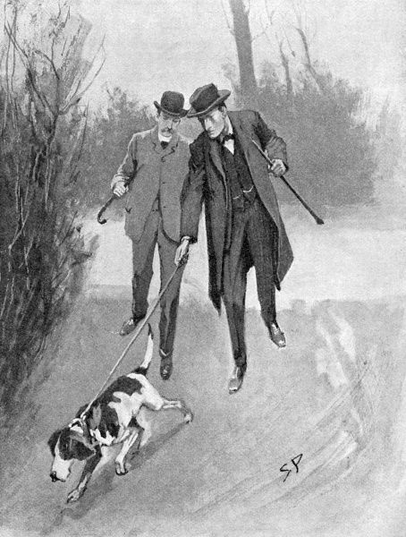SHERLOCK HOLMES THE MISSING THREE QUARTER Watson and Holmes give chase. Date: First published: 1904